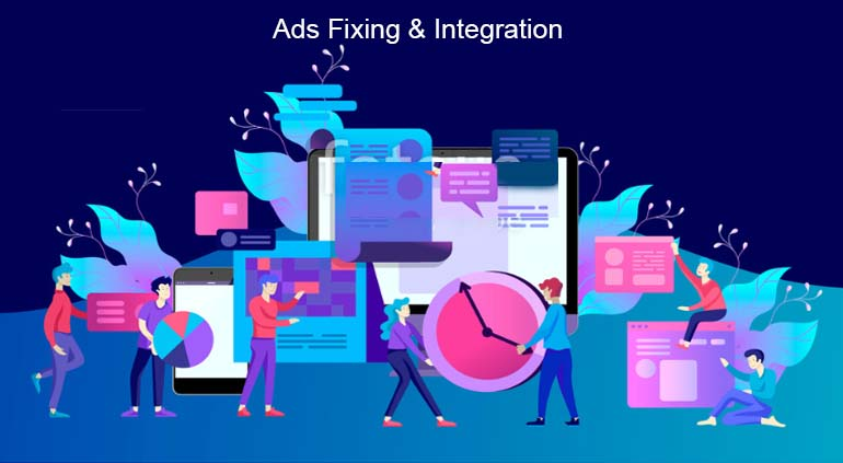 Ads fixing and Integration RangiiStudio