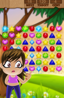Candy Gummy Treasure screen shoot 2 Rangii Studio