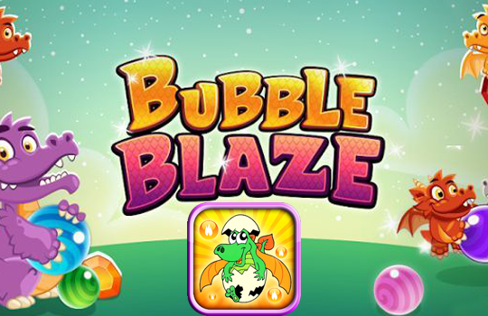 Dragon Bubble Blaze
