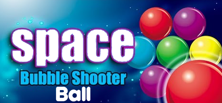 Space Bubble Ball Shooter