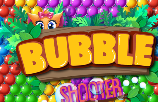 Bubble Pet Galaxy Banner