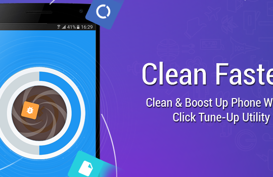 Clean Faster