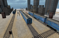Drive Metro Train Simulator 3D (3)