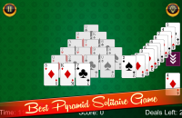 Pyramid Solitaire (1)