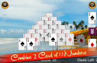 Pyramid Solitaire (3)