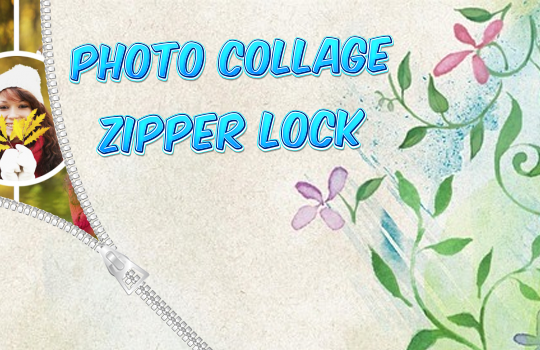 photo collage zipp lock