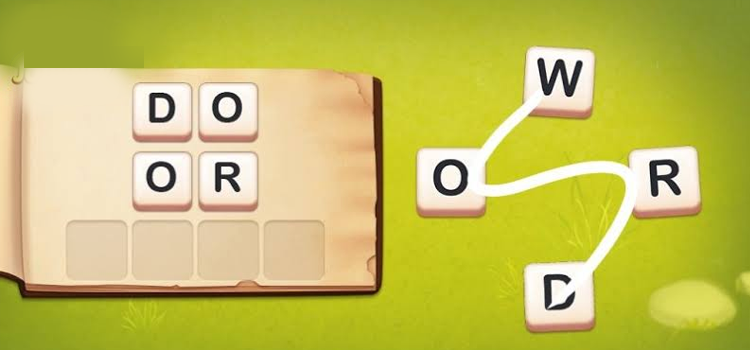 5 Words Puzzles Android Brain Game