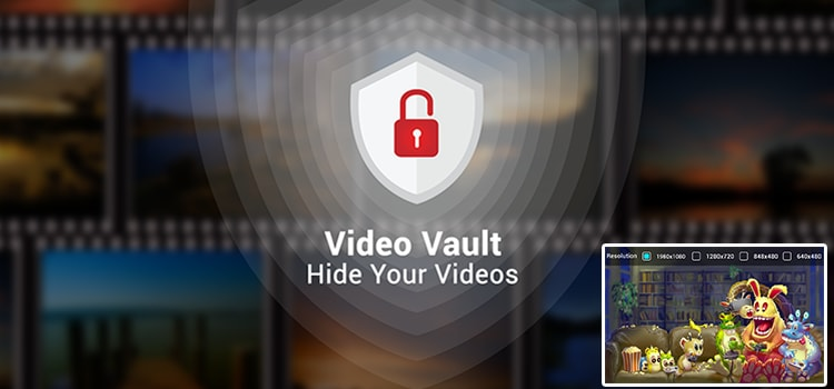 HD Video Player and Videos Vault Android App Source Code