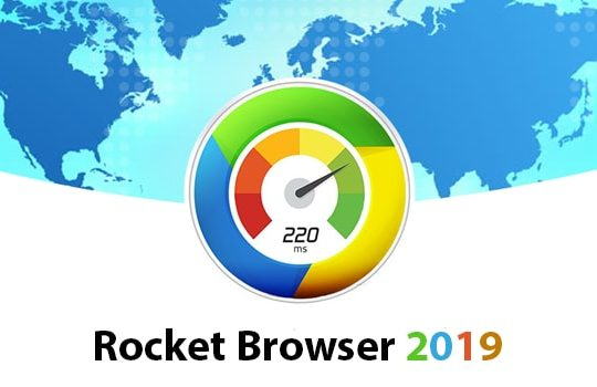 Rocket Browser 2019 Source Code Android App