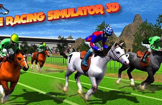 Horse Racing Simulator 3D Game 2019 Source Code