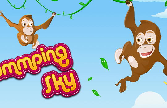 Jumping Sky Adventure 2019 Android Game Source Code
