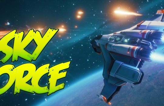 Sky Force Reloaded Shooter Game Clone Source Code