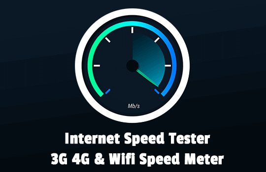 Internet Speed Tester - 3G 4G & Wifi Speed Meter Rangii Studio RangiiStudio