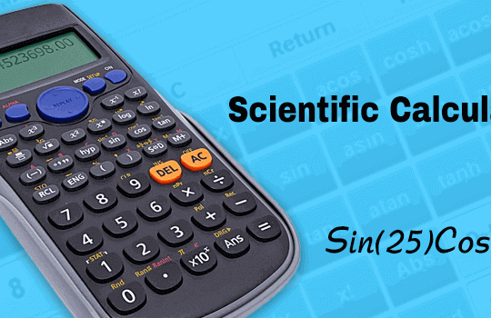 Scientific Calculator Rangii Studio