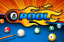8 Ball Billiard Pool Rangii Studio