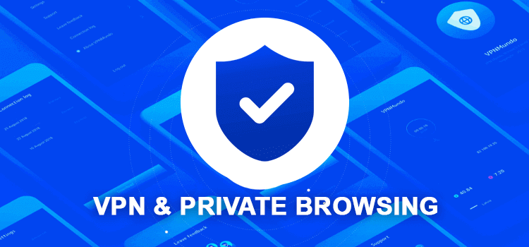 VPN and Private Browser