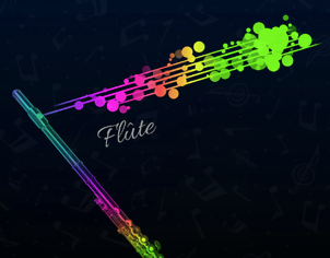 real music flute android app Banner