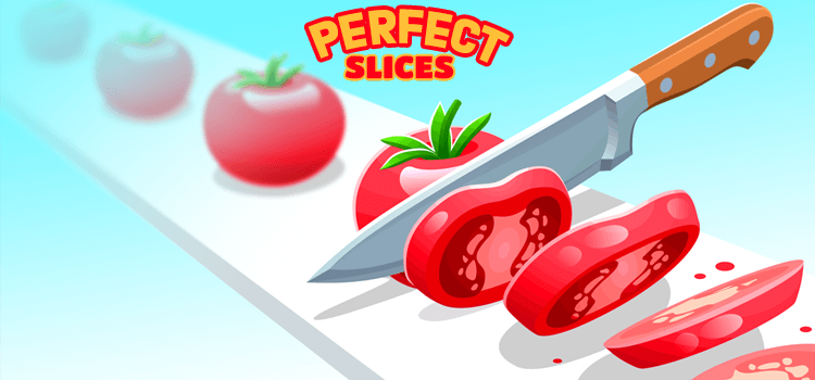 Perfect Slices Unity game Source Code