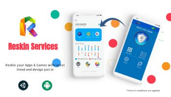 Reskin Services For Android App Games
