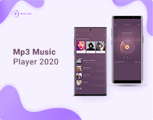 Music Player - Audio Player feature banner