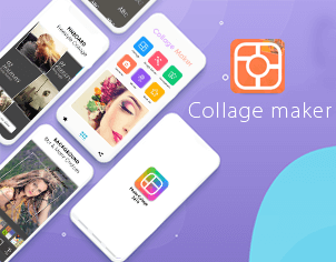 Photo Collage Maker Photo Editor faeture banner