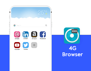 Browser 4G feature