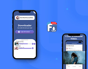 FastVid Video Downloader for Facebook Feature
