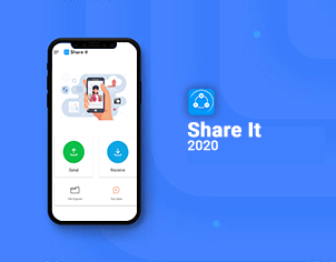 Share All File Transfer & Connect IT 2020 feature