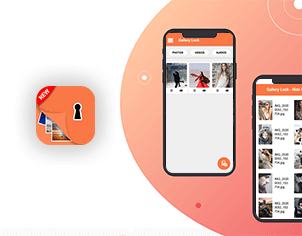 Gallery Locker top feature banner for android
