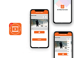 Video converter top feature banner for android