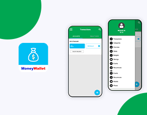Wallet Personal Finance Expense Tracker top feature banner