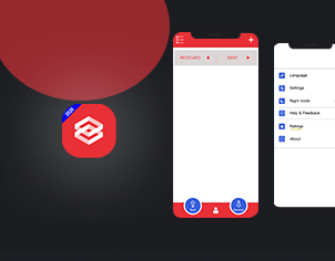 Xender transfer top feature banner for android