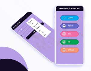 BMI Calculator top feature banner by Rangii Studio
