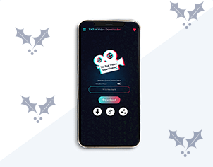 TikTok video downloader top feature banner