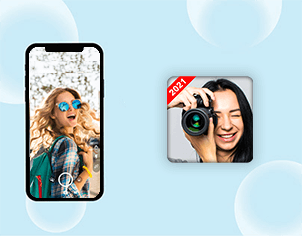 Beautycam top feature banner for android