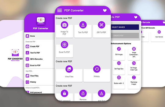 PDF Converter for android