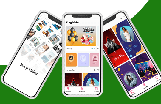 Story Maker for instagram banner