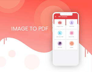 image to pdf top feature banner for android