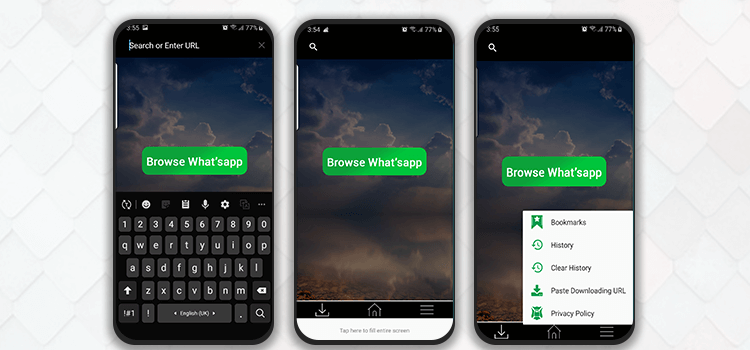 WhatsApp Video Downloader Banner
