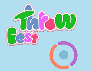 Best Throw Color Match Game feature banner