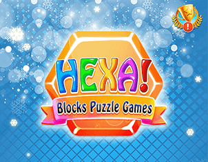 Block Hexa Puzzle Game outer feature banner