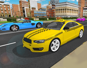 Best 3D Taxi Driving Game 2021 Outer banner