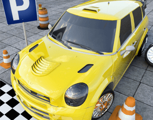 Crazy Car Parking Game 2021 outer feature